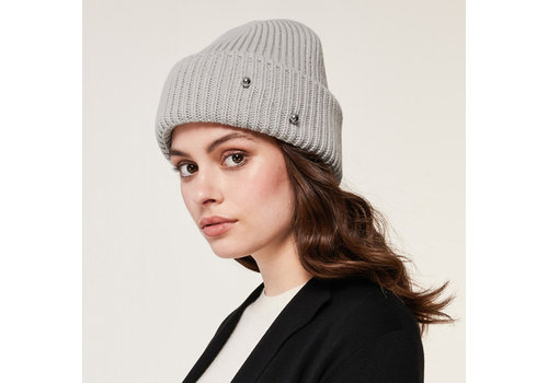 Soia & Kyo Anisia Folded Knit Hat