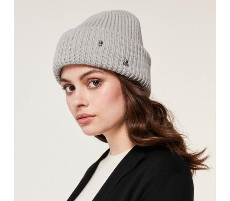 Anisia Folded Knit Hat