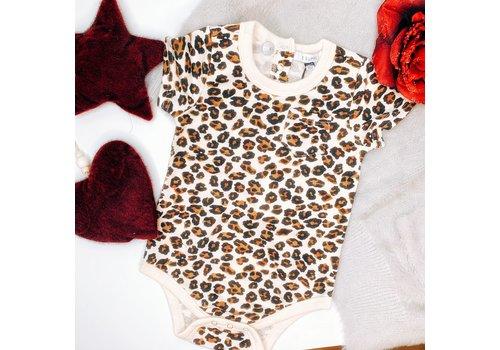 Z Supply The Pocket Leopard Onesie