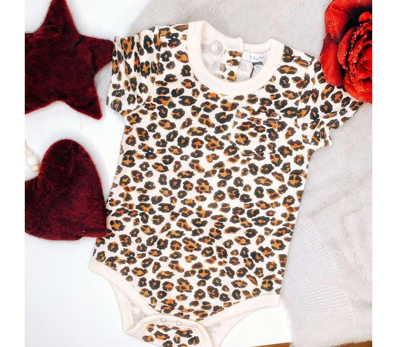 The Pocket Leopard Onesie