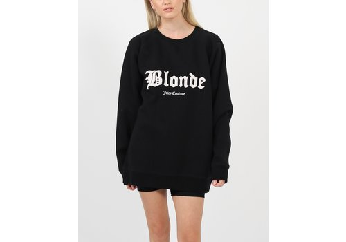 Brunette The Label x Juicy Couture Blonde Juicy Big Sister