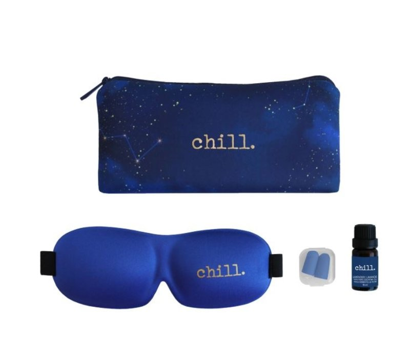 Chill Edition Disconnect Kit Navy