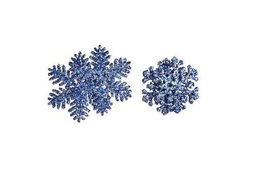 Kaemingk Glitter Snowflake
