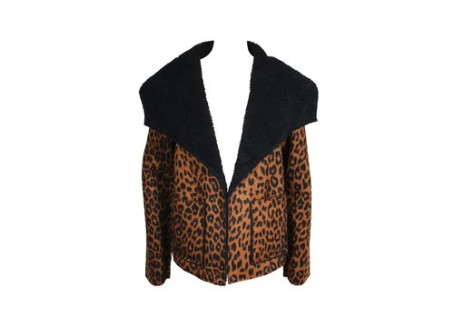 Mink Pink Let It Happen Reverse Jacket