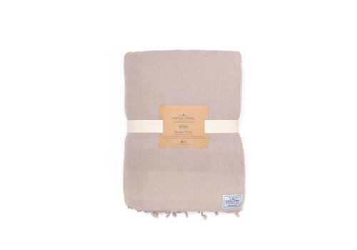Tofino Towel The Shore Washed Waffle Throw