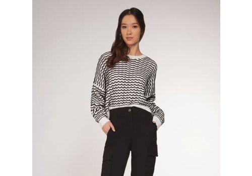 Dex Zig Zag Sweater