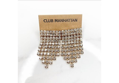 Club Manhattan Layla Earrings