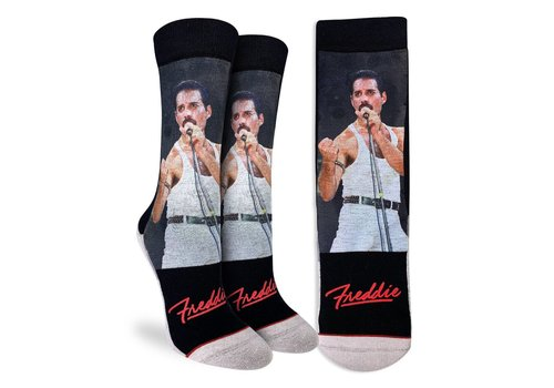 Good Luck Sock Women's Freddie At Live Aid Socks