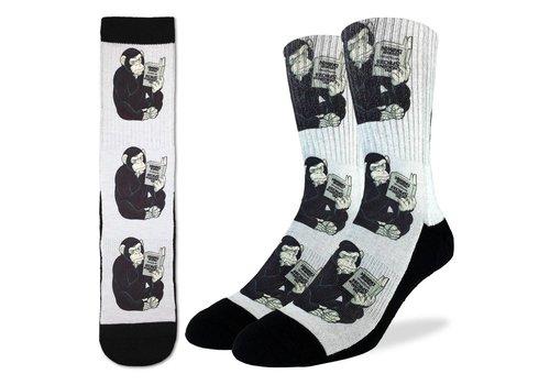 Good Luck Sock Men's Origin of Species Socks