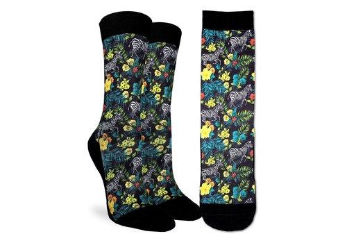Good Luck Sock Women's Zebras Socks