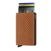 Slim Wallet Perforated