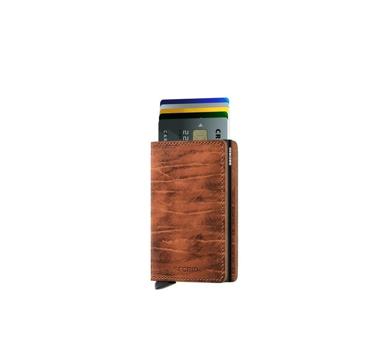 Slim Wallet Dutch Martin Whiskey