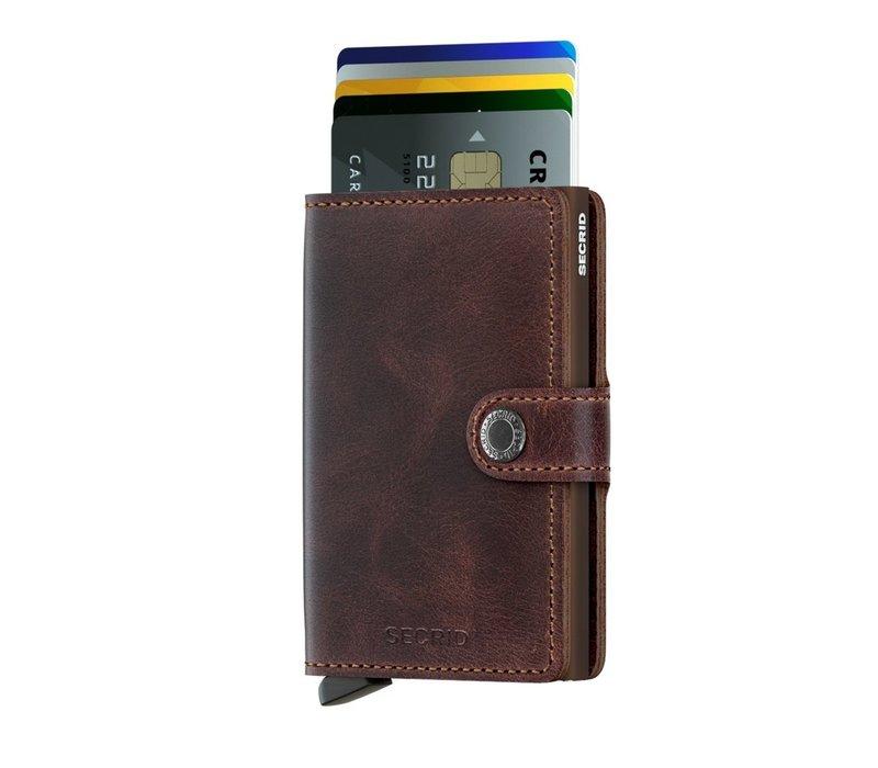 Mini Wallet Vintage