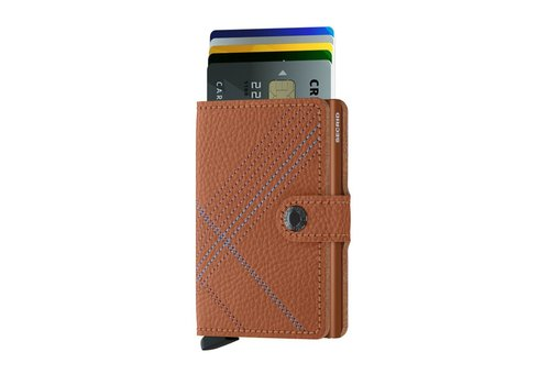 SECRID Mini Wallet Stitch