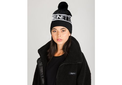Brunette The Label Holiday Toque