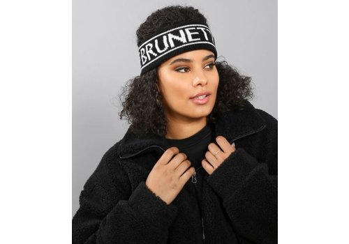 Brunette The Label Holiday Headband
