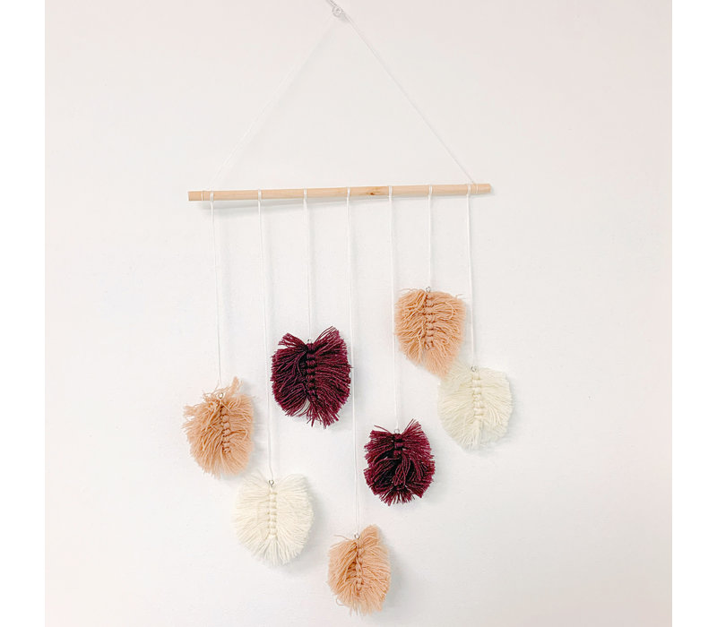 Cotton Leaf Mobile
