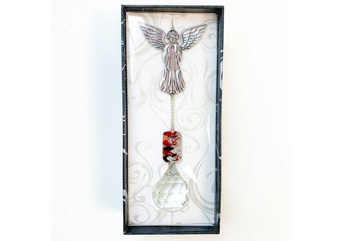 Eternity Crystal Wishing Thread Angel