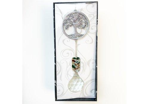 Eternity Crystal Wishing Thread Tree of Life