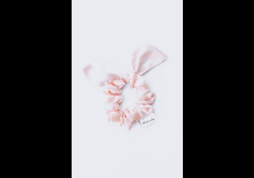 Philocaly Rabbit Ears Silk Scrunchie