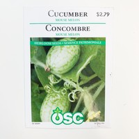 Cucumber Mouse Melon