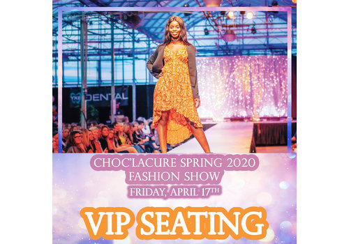 Dutch Growers -SOLD OUT- Spring Fashion Show VIP April 17