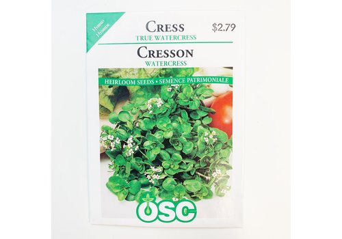 OSC Cress Watercress Seeds