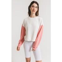 The Color Block Sweatshirt