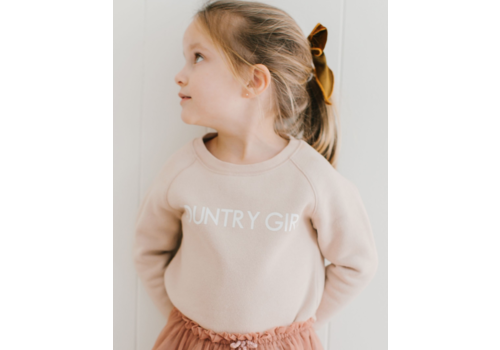 Brunette The Label Country Girl Kids Crew