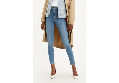 Levi's Mile High Super Skinny in Candiani