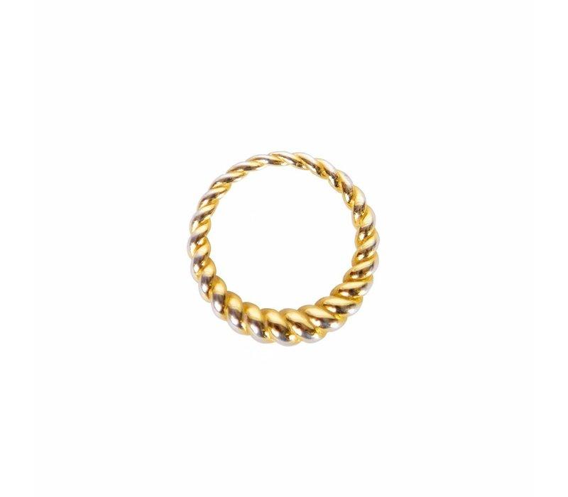 Dome Twist Ring