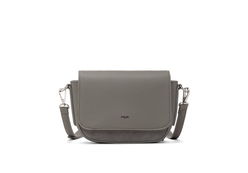 Co-Lab Hard Crossbody Suede PU