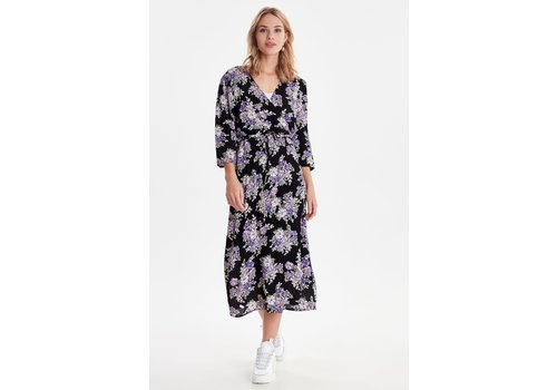 B.Young Fuma Wrap Dress