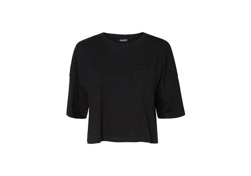 Noisy May Lou 2/4 Cropped T-Shirt