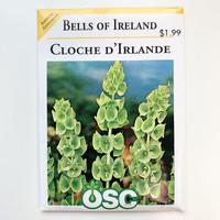 Bells Of Ireland Green Bells