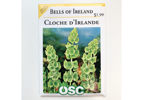 OSC Bells Of Ireland Green Bells Seeds