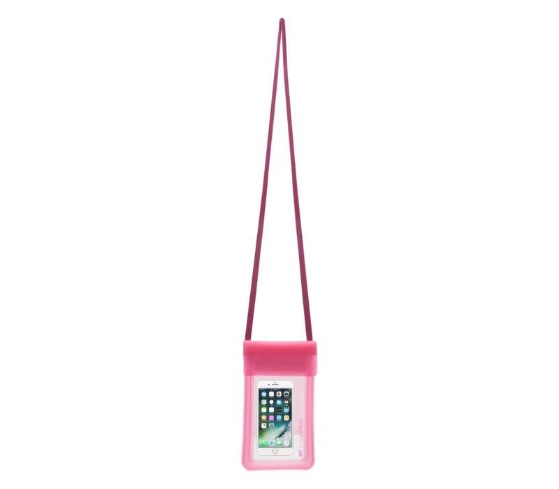 Inflatable Dry Stash Bag Pink
