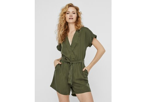 Noisy May Nathalie Endi Belt Playsuit
