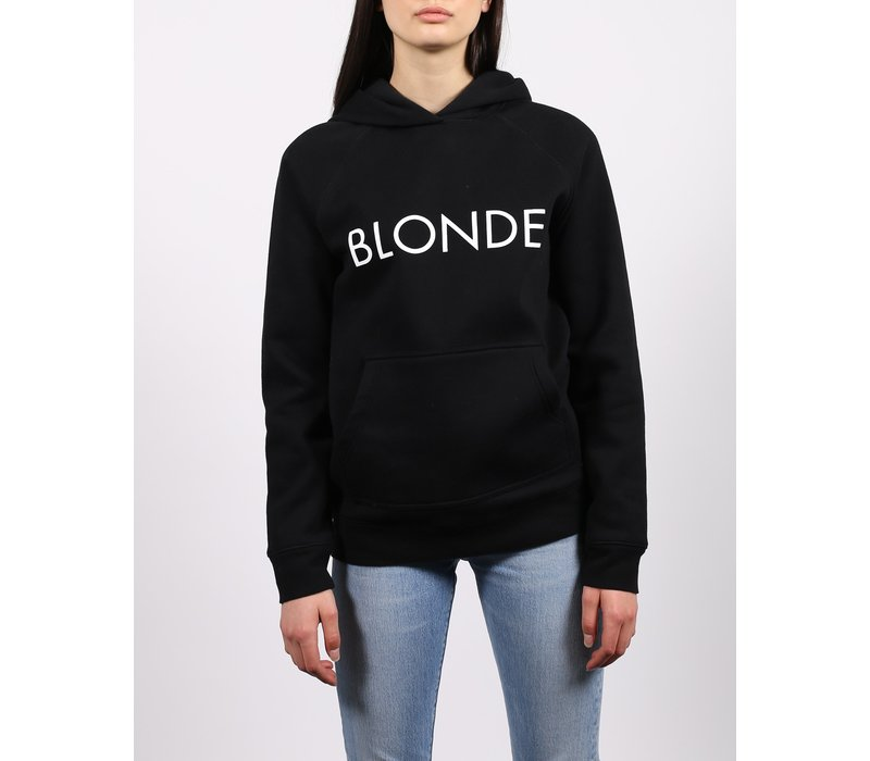 Blonde Hoodie