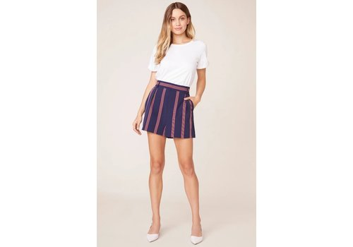 BB Dakota End of The Line Striped Short