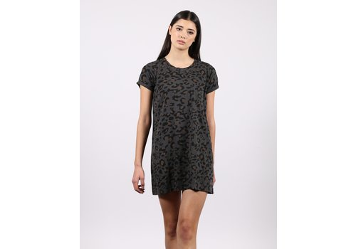 Brunette The Label T-Shirt Dress