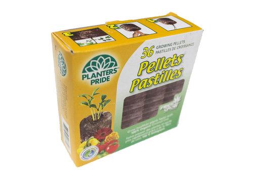 Planters Pride Coconut Coir Pellet Refill 36ct x 35mm