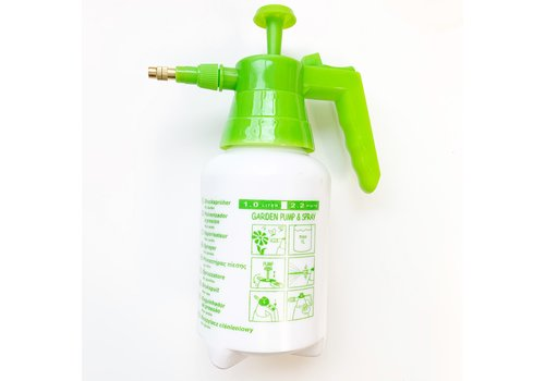 Pump and Spray Trigger Sprayer 1L