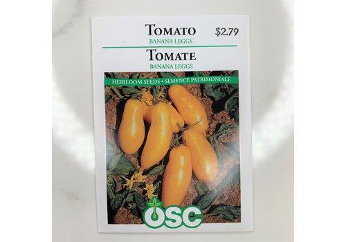 OSC Tomatoes Banana Leggs Seeds