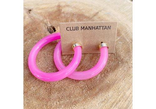 Club Manhattan Carnival Hoops