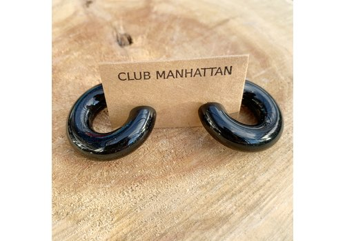 Club Manhattan Bubble Hoops