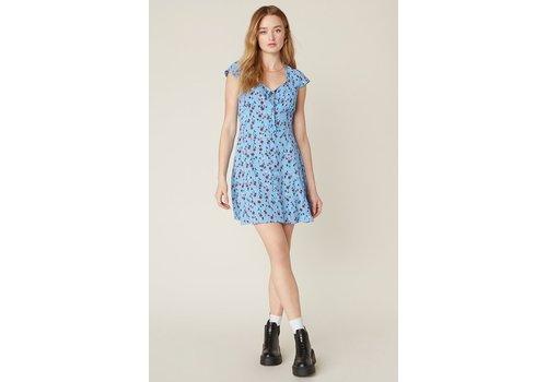 BB Dakota La Femme Morning Blue Dress