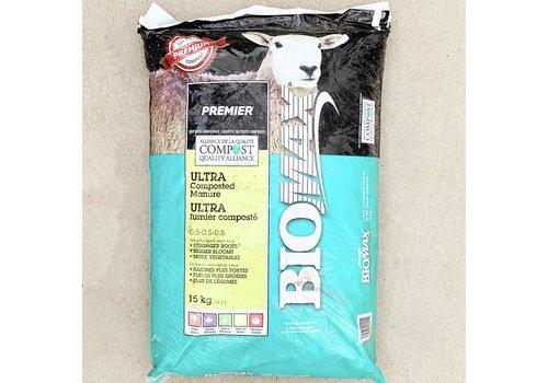 Premier Biomax Ultra Composted Sheep Manure 28.3L