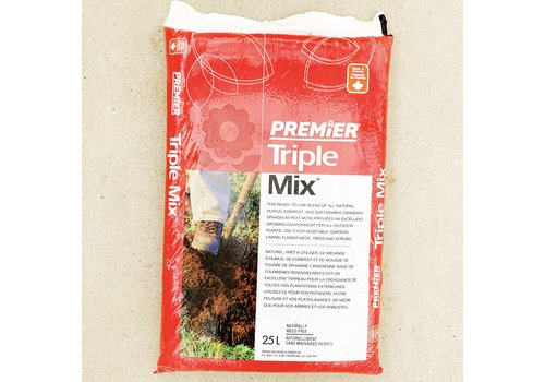 Premier Triple Mix Soil 25L