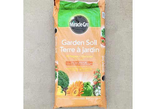 Miracle Gro Garden Soil All Purpose 56.6L